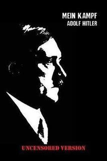 Mein Kampf (uncensored Edition) - Adolf Hitler (paperback)