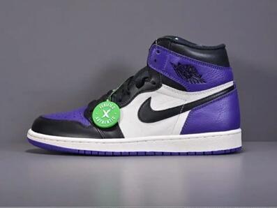 Jordan 1 Retro High Court Purple Varias Tallas!!!