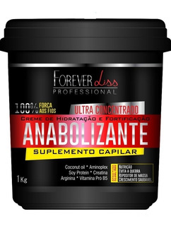 Anabolizante Capilar Forever Liss 950g - Obeleza