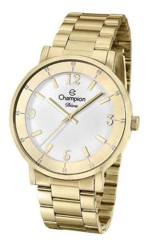 Relógio Champion Feminino Cn29687 Novo