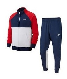 Conjunto De Pants Para Caballero Marino Nike Wear Bv3017410