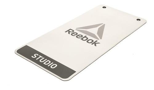 Colchoneta Yoga Mat 10mm Gris Reebok Reebok