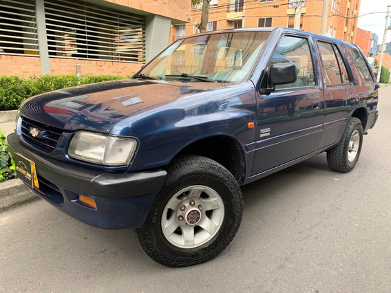 Chevrolet Rodeo 3200cc M/t 4x4 Gas Y Gasolina Fe 2000