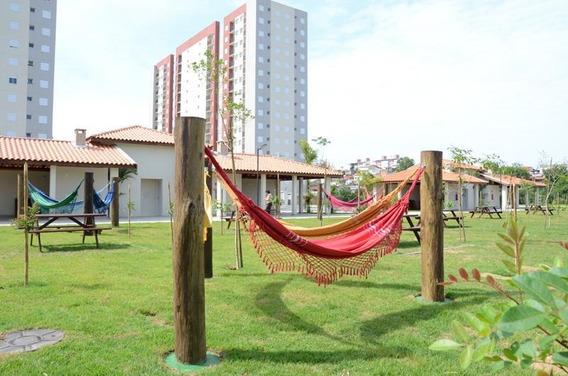 Apartamento Com 2 Dormitórios À Venda, 48 M² - Residencial Paraíso - Jardim Da Felicidade - Várzea Paulista/sp - Ap0397