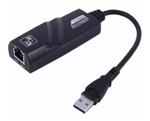 Adaptador Ethernet Usb 3.0 Gigabit 100/1000 Pc Mac Notebook