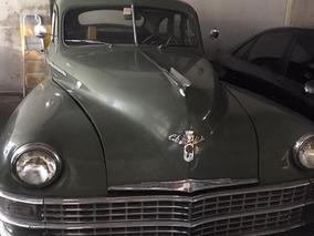 Chrysler Windsor Verde Clasico Antiguo