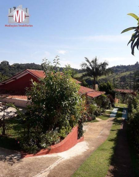 Chácara Com 03 Dormitórios À Venda, 1000 M² Por R$ 300.000 - Zona Rural - Pinhalzinho/sp - Ch0492