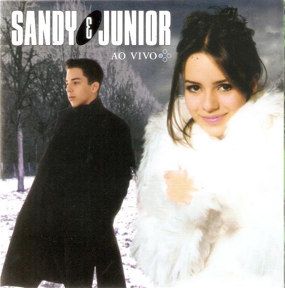 Cd Sandy & Junior - Quatro Estações O Show - Novo Lacrado***