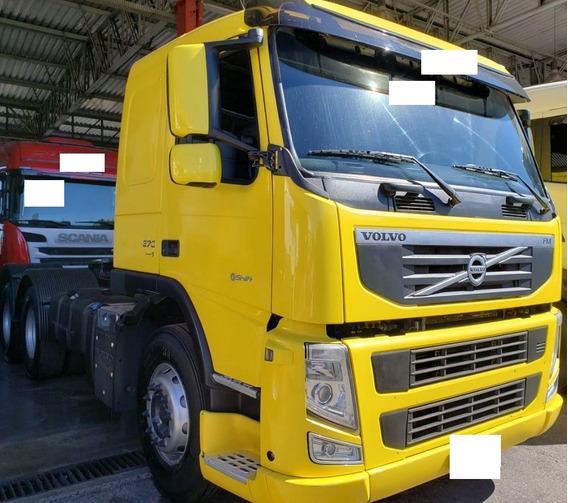 Volvo Fm370 6x2 Ano 2013