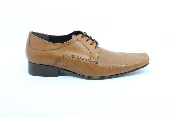 Zapato Formal Gino Cherruti Piel Miel
