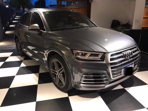 Imagen 1 de 12 de Audi Sq5 V6 Turbo 354 Hp 8va 2018