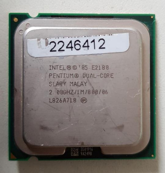 Processador Intel Dual Core E2180 2.00ghz Usada Ref: 01512