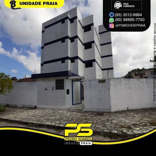 Imagem 1 de 9 de Apartamento Com 3 Dormitórios À Venda, 87 M² Por R$ 190.000 - Jaguaribe - João Pessoa/pb - Ap4838