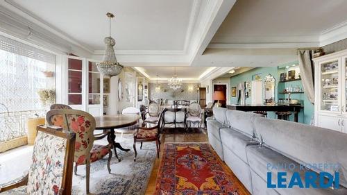 Imagem 1 de 15 de Apartamento - Higienópolis  - Sp - 596282