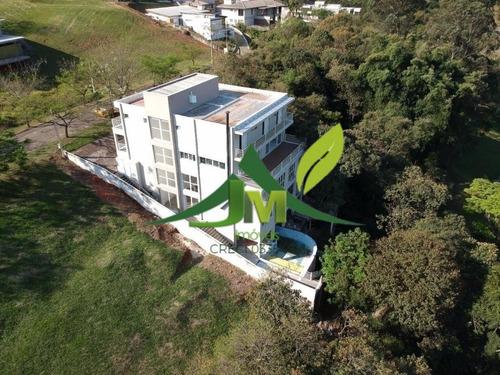 Linda Casa À Venda No Condomínio Porto Atibaia - 1416
