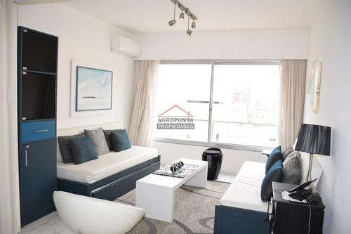 Apartamento 1 Dormitorio En Península - Ref: 5139