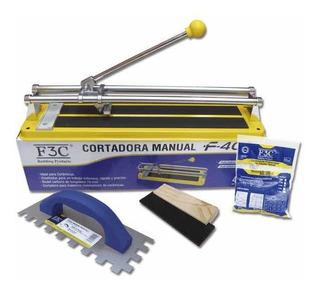 Corta Cerámica + Kit De Instalacion