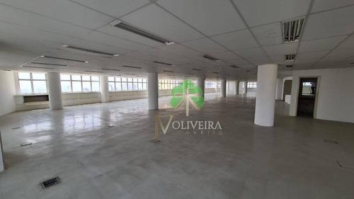 Imagem 1 de 30 de Andar Corporativo Para Alugar, 420 M² Por R$ 12.600,00/mês - República - São Paulo/sp - Ac0009