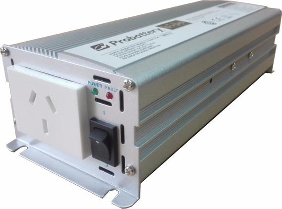 Inversor Conversor Corriente 12v 220v 600w Tv Auto Notebook