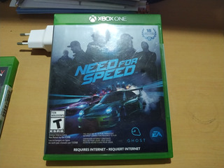 Need For Speed Xbox One Físico