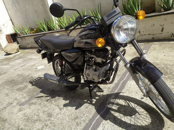 Moto Boxer Bm 100 Classic Modelo 2015