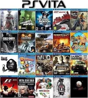 Ps Vita 10849 Jogos Patch Uma Colecao Completa Para Ps Vita
