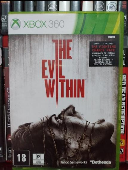 The Evil Within Xbox 360   Parcelamento Sem Juros