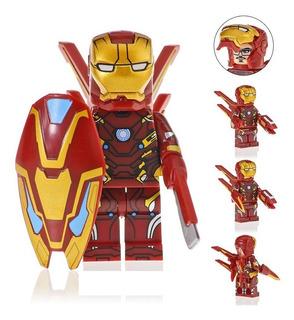 Mini Figuras Para Armar Juguete Moda Coleccion Bloque Constr