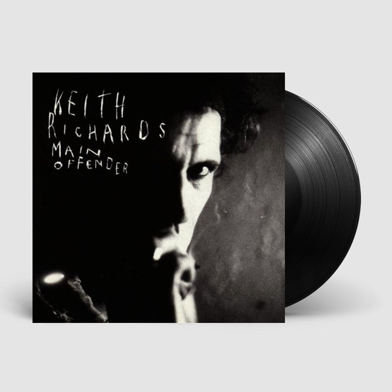 Keith Richards Main Offender Vinilo Nuevo 2019 Lp Importado