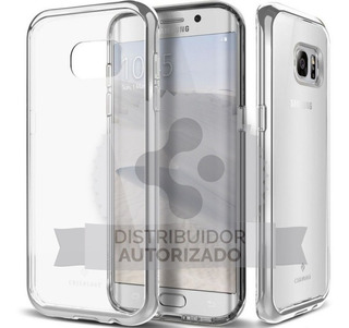Funda Samsung S7 Edge Caseology ® Skyfall Silver Anti Impac