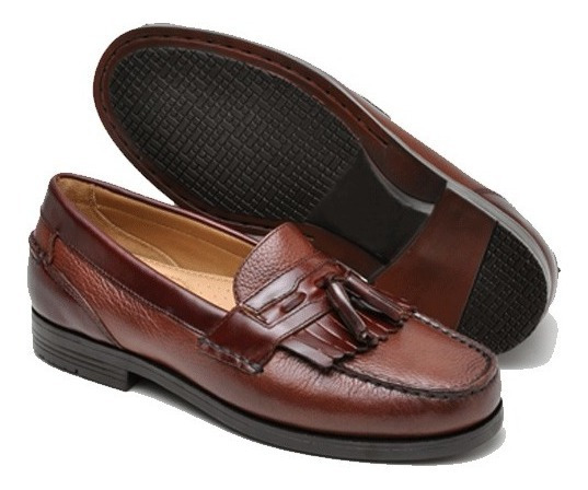 Mocassim Tradicional Masculino Penny Loafer Floater Exporta