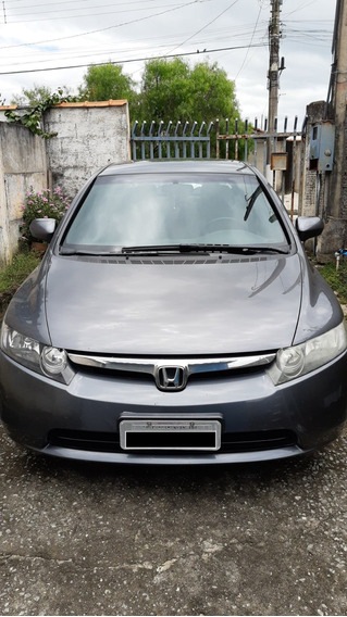 Honda Civic 1.8 Lxs Flex 4p - Manual