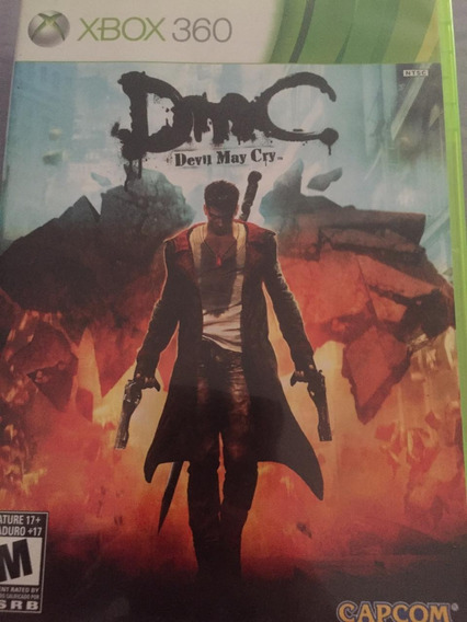 Devil May Cry - Xbox 360 Original Em Mídia Física