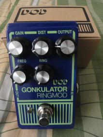 Pedal De Guitarra Dod Fx 13 Gonkulator Ring Modulator