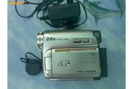 Jvc Video Camera Digital
