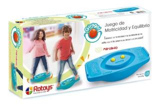 Giragol Marcianito Juego De Equilibrio Y Motricidad Rotoys