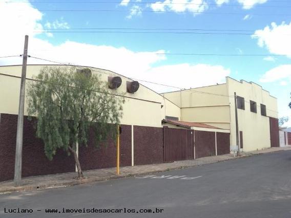 Galpão Para Venda Em Descalvado, Jardim Nova Belém - L105