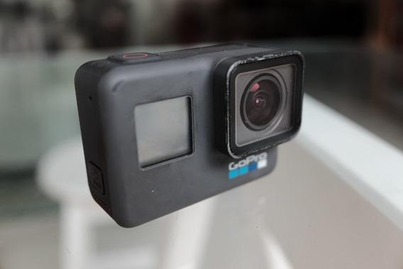 Camera Gopro Hero 6 Black + Acessorios