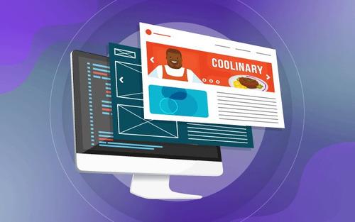 Imagem 1 de 1 de Criação De Sites