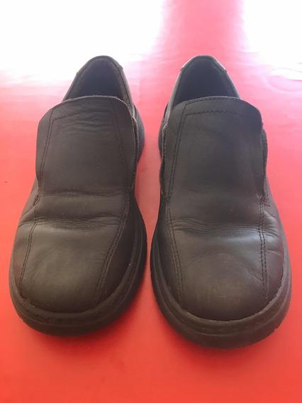 Zapatos Colegiales Ferli Talle 32 Para Niños. Usados
