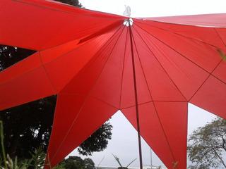 Tenda Estrela 6 Pontas Xfly 3m