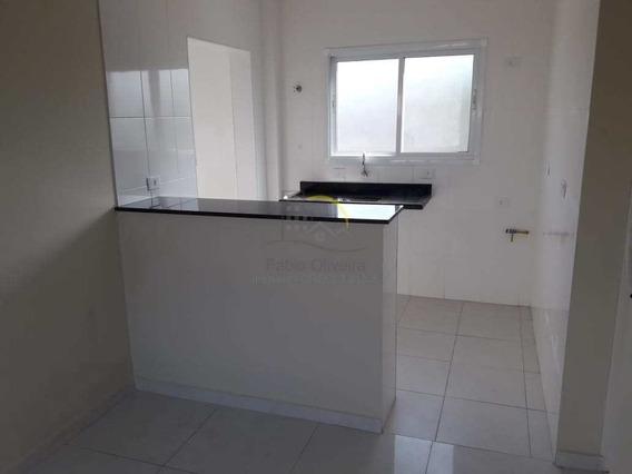 Apartamento Com 2 Dorms, Vila Cascatinha, São Vicente - R$ 225 Mil, Cod: 655 - V655