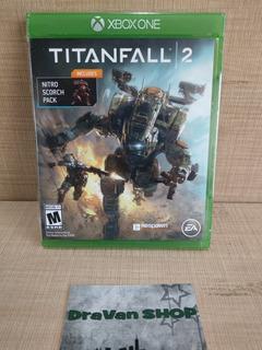 Titanfall 2 Xbox One Videojuego Nuevo Original Sellado