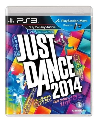Just Dance 2014 - Ps3 - Usado - Original - Midia Física