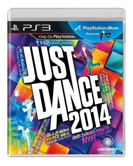 Just Dance 2014 - Ps3 - Usado - Original - Midia Física