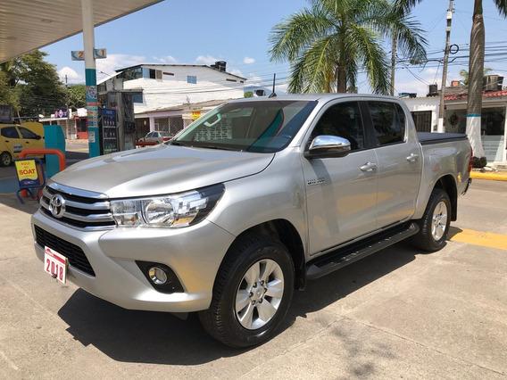 Toyota Hilux Srv 2.800 Diésel Automática 2018 2018