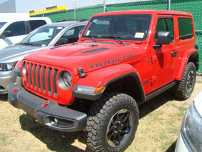 Jeep Wrangler 3.6 Rubicon De Luxe No Te Detiene Nada !!!