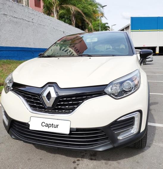 Renault Captur 2019 1.6 16v Life Sce X-tronic 5p