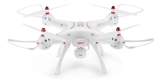 Drone Syma X8sw Wifi Câmera 6 Axis 2.4ghz - Branco
