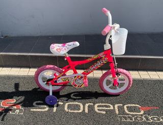 Bicicleta Tomaselli Para Niños Mini Rodado 12
